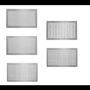 grille zehnder design boitier lcd
