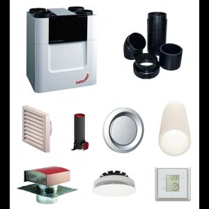 ComfoAir 350 intégral kit personnalisable zehnder