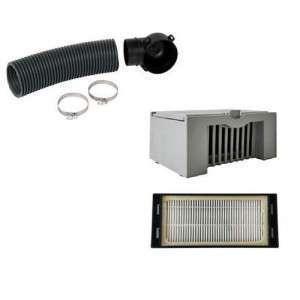Kit, boîtiers et filtres de refoulement Aspiration centralisée Aldes