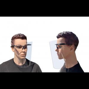 Visiere de protection Covid lunette