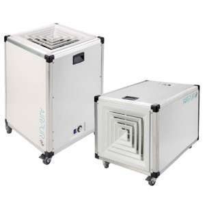 Purificateur d'air AIRPUR PAP 650 850 Unelvent