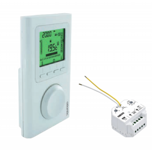 soleka atlantic thermostat recepteur
