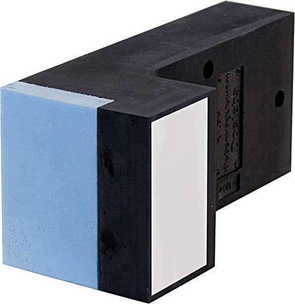K1-PH 140 DOSTEBA Fixation pour gonds sur ITE 6003214