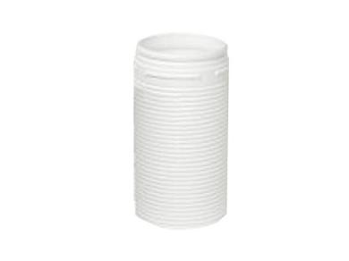 Minigaine 40x100 ALDES 0,15m Rallonge circulaire ⌀80