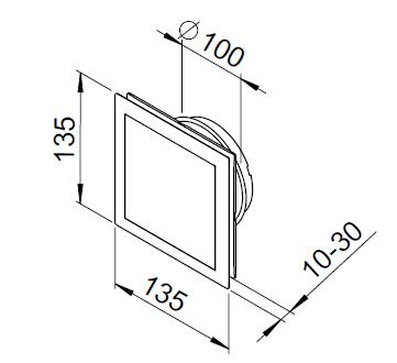 filtre RenoPipe ELF-DLV 100 3042 helios