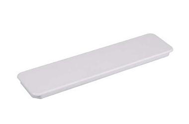Bouchon rectangulaire 55x220 plastique 460019