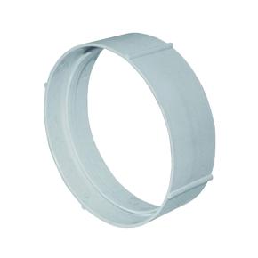 rdc 100 atlantic Raccord droit circulaire plastique