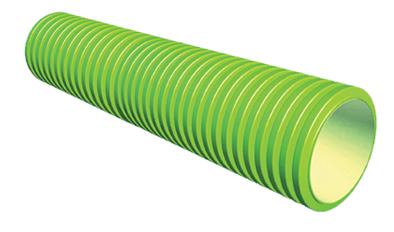 Conduit semi-rigide circulaire diamètre 90