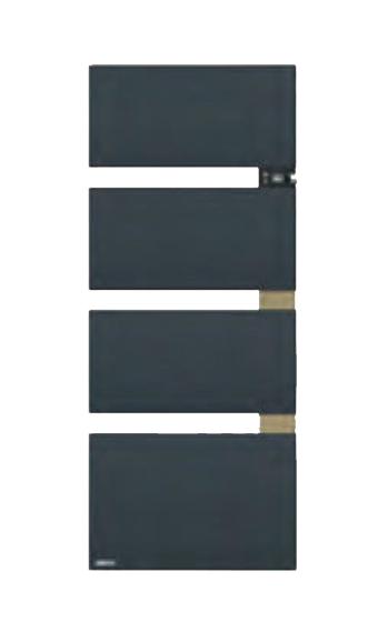 Symphonik thermor gris ardoise chene 490605