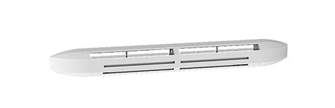 Entrée d'air hygroréglable acoustique-EH 5/45-37 GA-Atlantic-423465