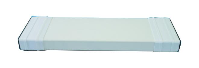 Silencieux à joints lg 50 cm atténuation 9.8 db 831021 unelvent