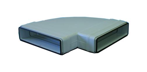 Coude 90° horizontal à joints 831026
