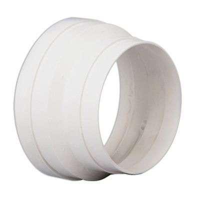 Réduction conique PVC 100/80 860407 Unelvent