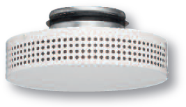 Bouche chauffante plafond avec thermostat