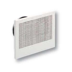 Bouche chauffante encastrable avec thermostat