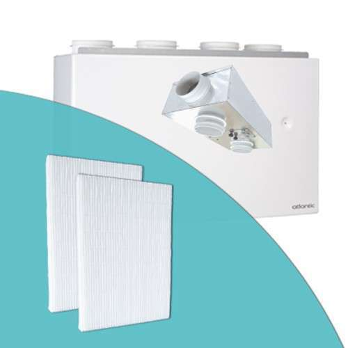 Filtre rechange Duolix Collectif / Box (FILT DUO COLL)