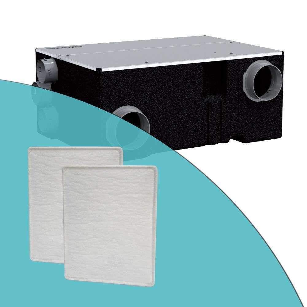 Jeu de 2 filtres de rechange G4 pour VMC Primocosy