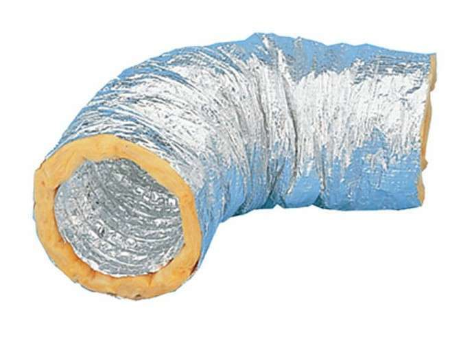 Gaine souple alu isolation thermique