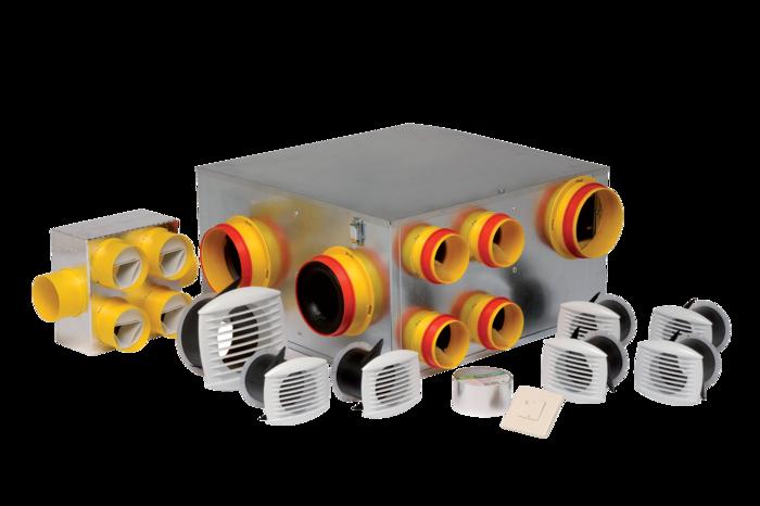 Kit VMC double flux