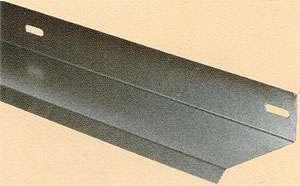 Lisses basses de 3,00 ml x 100 mm