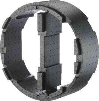 Rallonge manchon pour VMC KWL EC 60 KWL 60 WV