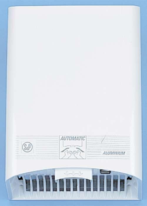 Sèche-mains automatique aluminium 1875W