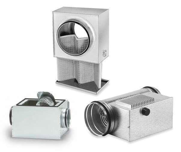 Kit Ventilation Positive
