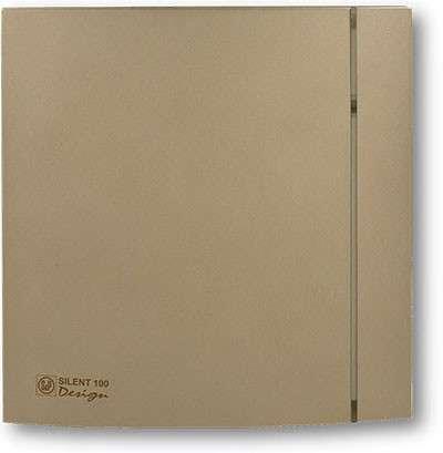 SILENT 100 CZ Champagne DESIGN UNELVENT AERATEURS DESIGN 100 403521