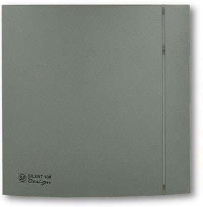 Aérateur VMP SILENT 100 CZ GREY DESIGN 403522 Unelvent