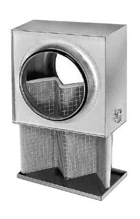 Caisson filtre G4 conduits circulaires ⌀160 G4  8578 helios