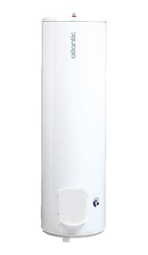 Chauffe-eau blindé vertical sur socle 200L