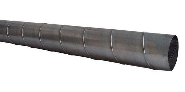Conduit spiralé galva D160 long. 3m