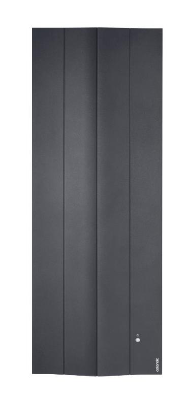 Galapagos PI connecté vertical 1000W gris Radiateur électrique Vertical - 1000W - gris  Atlantic Chauffage 501850