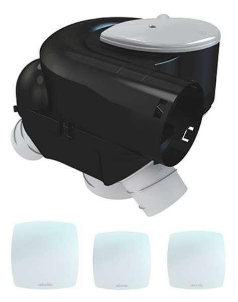 Autocosy Plus Atlantic Kit VMC simple flux autoréglable 412288
