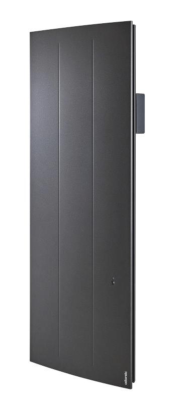 Oniris PI connecté vertical 1500W GRIS ETOILE Radiateur électrique Vertical - 1500W - gris  Atlantic Chauffage 503917