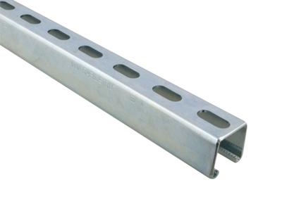 Rail supportage 41/21 ép. 1.5 long. 2M