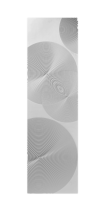 Irisium Serenity atlantic vertical 1500 radiateur 604214