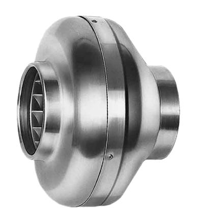 Ventilateur centrifuge pour gaine ⌀100