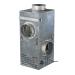 kam 125 récupérateur de chaleur cheminée econoprime avec kfk