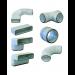 Tub-pla unelvent Accessoires joint conduits 44x110