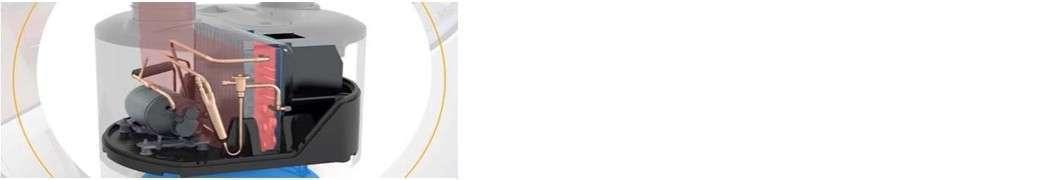 Chauffe-eau thermodynamique Aeraulix Atlantic : Fonctionnement