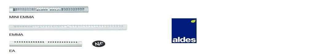 Entrées d'air Aldes : guide de choix