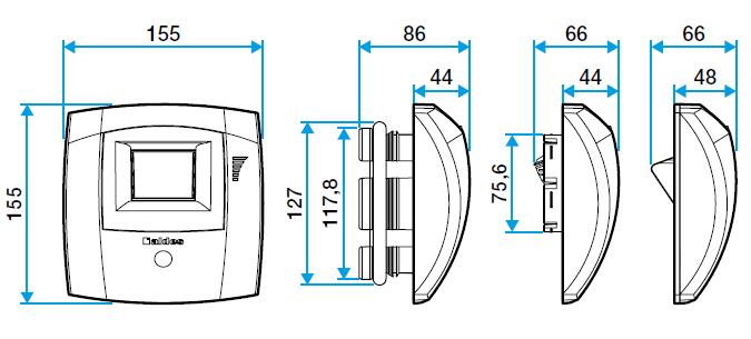 bahia aldes curve wc dimensions bouche