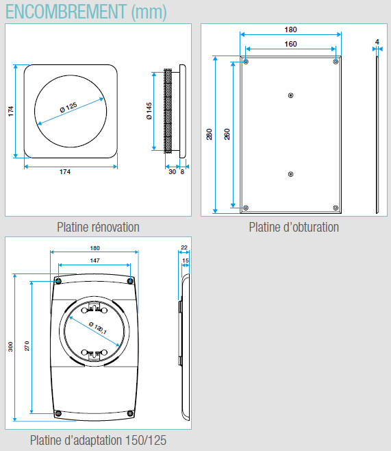 bahia aldes platine dimensions width=