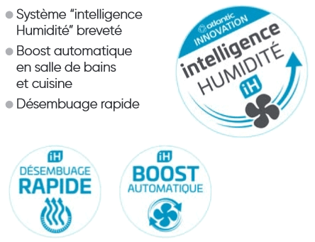 systeme ih intelligent atlantic