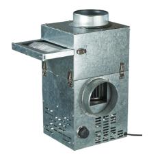 filtre récupérateur cheminée