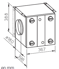 sewt-w helios dimensions