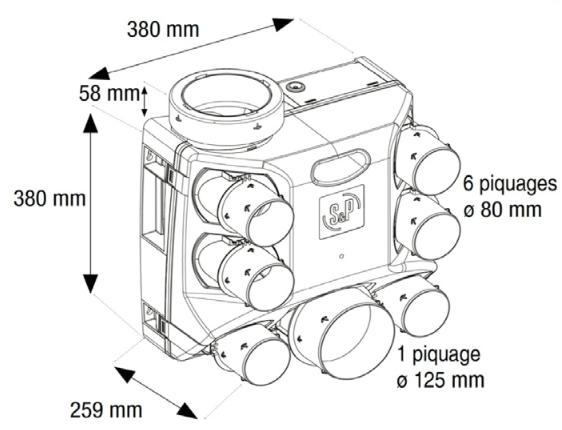 ozeo ecowatt unelvent dimensions1