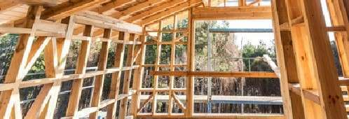 Le bois : un matériau  économique, une source de sobriété et d'efficacité énergétique